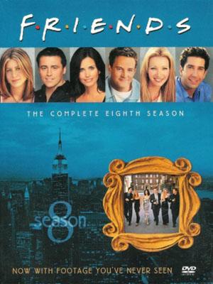 Những Người Bạn Phần 8 Friends Season 8.Diễn Viên: Jennifer Aniston,Courteney Cox,Lisa Kudrow