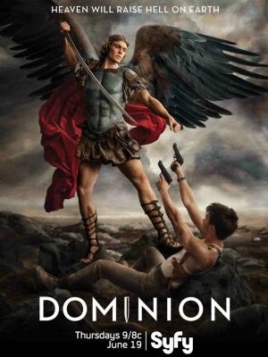 Ác Thần Phần 1 Dominion Season 1.Diễn Viên: Christopher Egan,Tom Wisdom,Roxanne Mckee