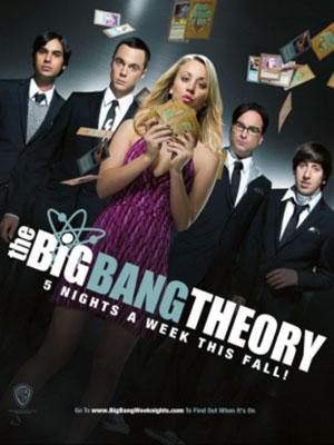 Vụ Nổ Lớn Phần 4 The Big Bang Theory Season 4.Diễn Viên: Johnny Galecki,Jim Parsons,Simon Helberg,Kaley Cuoco