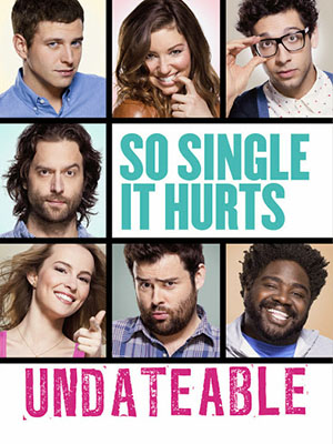 Chàng Trai Nghiêm Túc Phần 2 Khó Xơi 2: Undateable Season 2.Diễn Viên: David Tennant,Paul Kasey,Nicholas Briggs,Christopher Eccleston,Billie Piper