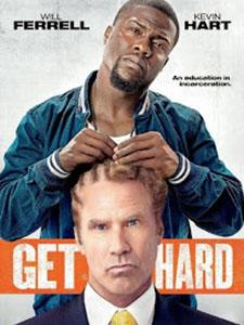 Tập Làm Côn Đồ Get Hard.Diễn Viên: Will Ferrell,Kevin Hart,Alison Brie