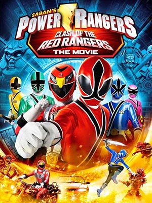 Clash Of The Red Rangers - Power Rangers Super Samurai