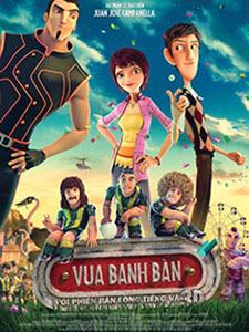 Vua Banh Bàn Underdogs