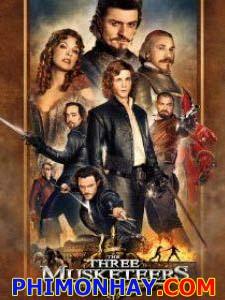 Ba Chàng Lính Ngự Lâm The Three Musketeers.Diễn Viên: Matthew Macfadyen,Milla Jovovich,Luke Evans