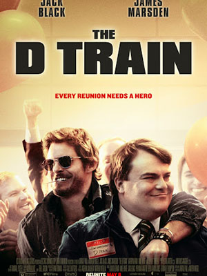 Kế Hoạch D The D Train.Diễn Viên: Jarrad Paul,Andrew Mogel