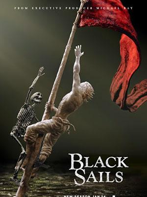 Cánh Buồm Đen Phần 2 - Black Sails Season 2