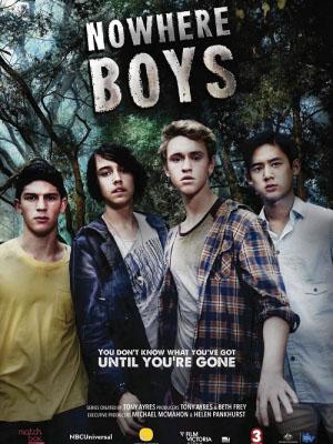 Không Gian Khác Phần 2 Nowhere Boys Season 2.Diễn Viên: Dougie Baldwin,Joel Lok,Rahart Adams,Matt Testro