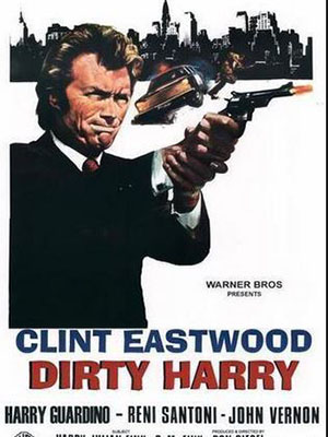 Harry Bẩn Thỉu Dirty Harry.Diễn Viên: Clint Eastwood,Andrew Robinson,John Vernon