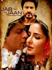 Tình Yêu Bất Diệt Jab Tak Hai Jaan.Diễn Viên: Shah Rukh Khan,Katrina Kaif,Anushka Sharma