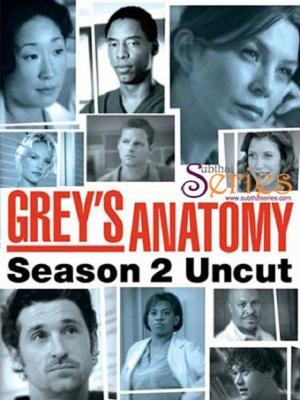 Ca Phẫu Thuật Của Grey Phần 2 Greys Anatomy Season 2.Diễn Viên: Ellen Pompeo,Sandra Oh,Justin Chambers,Chandra Wilson,Patrick Dempsey