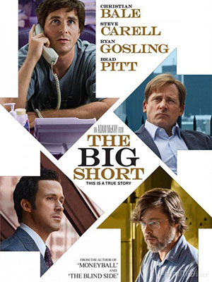 Đại Suy Thoái The Big Short.Diễn Viên: Eason Chan Yik Shun,Edison Chen,Ronald Cheng Chung,Kei