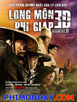 Long Môn Phi Giáp - The Flying Swords Of Dragon Gate Thuyết Minh (2001)