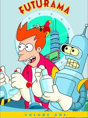 Bữa Tiệc Của Trò Chơi Phần 1 - Futurama Season 1