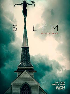 Thị Trấn Phù Thủy Phần 2 - Salem Season 2