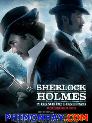 Trò Chơi Bóng Tối - Sherlock Holmes 2: A Game Of Shadows