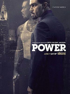 Ông Trùm New York Quyền Lực: Power Season 1.Diễn Viên: Luis Antonio Ramos,Adam Huss,Andy Bean