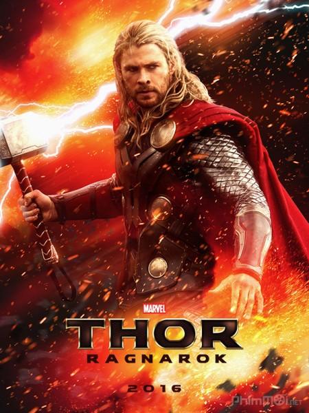 Thần Sấm 3: Thời Khắc Tận Thế Thor 3: Ragnarok