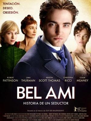 Người Tình Phóng Đãng Bel Ami.Diễn Viên: Robert Pattinson,Uma Thurman,Kristin Scott Thomas