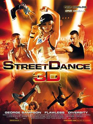 Vũ Điệu Đường Phố 1 Streetdance 3D.Diễn Viên: Nichola Burley,Richard Winsor,Frank Harper,George Sampson