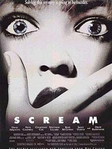 Tiếng Thét 1 Scream 1.Diễn Viên: Neve Campbell,Drew Barrymore,David Arquette,Neve Campbell