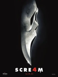 Tiếng Thét 4 - Scream 4 Việt Sub (2011)