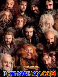 Hành Trình Vô Định The Hobbit: An Unexpected Journey.Diễn Viên: Ian Mckellen,Martin Freeman,Richard Armitage,Ken Stott,Graham Mctavish,William Kircher