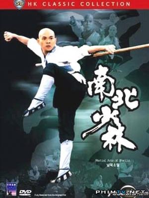 Thiếu Lâm Tự 3: Nam Bắc Thiếu Lâm - Shaolin Temple 3: Martial Arts Of Shaolin
