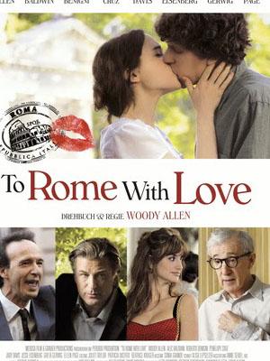 Tình Yêu Đến Từ Rome - To Rome With Love