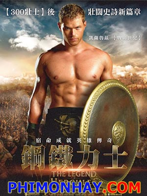 Huyền Thoại Hercules - The Legend Of Hercules Thuyết Minh (2014)