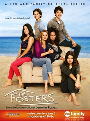 Những Thiên Thần Nhỏ Phần 1 The Fosters Season 1.Diễn Viên: Teri Polo,Sherri Saum,Jake T Austin