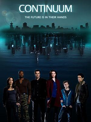 Cổng Thời Gian Phần 1 - Continuum Season 1