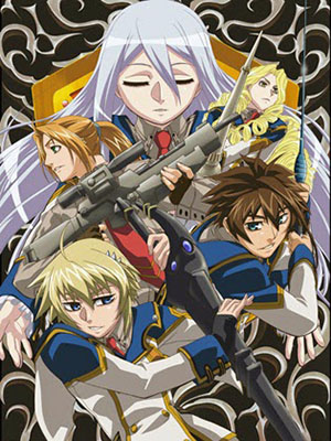 Koukaku No Regios - Chrome Shelled Regios Việt Sub (2010)