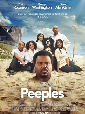Nhà Peeples Peeples.Diễn Viên: Craig Robinson,Kerry Washington,David Alan Grier