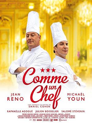 Đầu Bếp Trứ Danh The Chef (Comme Un Chef).Diễn Viên: Jean Reno,Michaël Youn,Raphaëlle Agogué,Julien Boisselier,Serge Larivière,Issa Doumbia