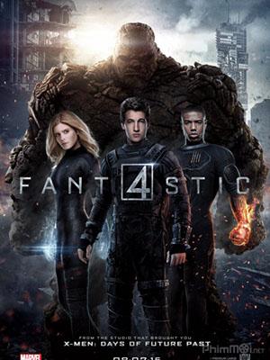 Bộ Tứ Siêu Đẳng 3 - Fantastic Four 3