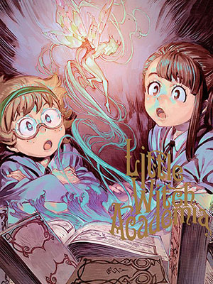 Mahou Shikake No Parade Little Witch Academia: The Enchanted Parade