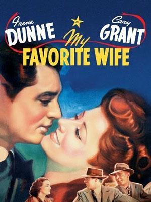 Vợ Yêu Của Tôi My Favorite Wife.Diễn Viên: Irene Dunne,Cary Grant,Randolph Scott