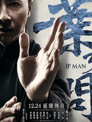 Diệp Vấn 3 Ip Man 3.Diễn Viên: Cao Dĩ Tường,Vương Thủy Lâm