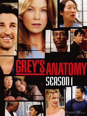 Ca Phẫu Thuật Của Grey Phần 1 Greys Anatomy Season 1.Diễn Viên: Tạ Hân Dĩnh,Lý Quốc Nghị,Tạ Khôn Đạt,Tạ Bái Ân