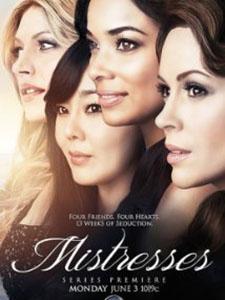 Những Cô Nhân Tình Phần 1 Mistresses Us Season 1.Diễn Viên: Rochelle Aytes,Jes Macallan,Erik Stocklin