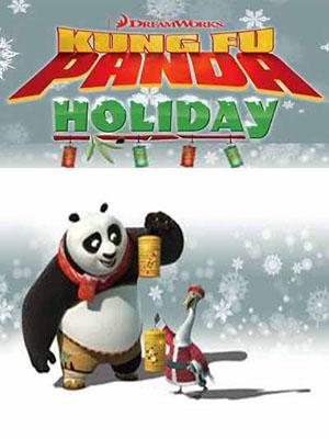 Kung Fu Gấu Trúc Kung Fu Panda Holiday Special.Diễn Viên: Jack Black,Dustin Hoffman And Angelina Jolie