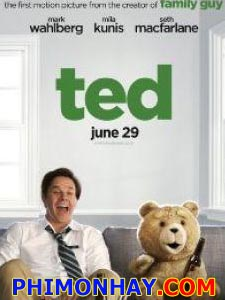 Chú Gấu Ted - Ted Việt Sub (2012)