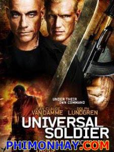 Chiến Binh Trả Thù Universal Soldier: Day Of Reckoning.Diễn Viên: Jean,Claude Van Damme,Dolph Lundgren,Scott Adkins
