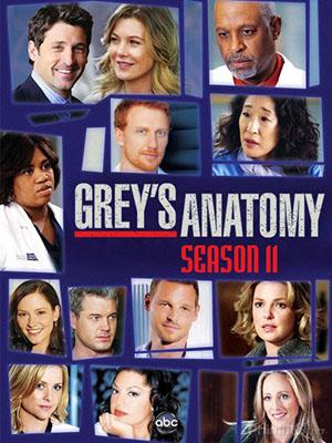 Ca Phẫu Thuật Của Grey Phần 11 Greys Anatomy Season 11.Diễn Viên: Ellen Pompeo,Sandra Oh,Justin Chambers,Chandra Wilson,Patrick Dempsey
