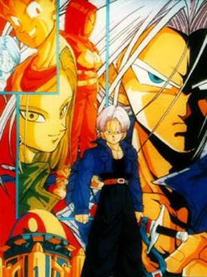 Lịch Sử Của Ca Lích - Dragon Ball Z - The History Of Trunks