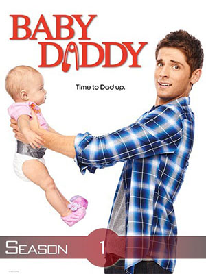 Bố Trẻ Phần 1 Baby Daddy Season 1.Diễn Viên: Jean,Luc Bilodeau,Tahj Mowry,Derek Theler