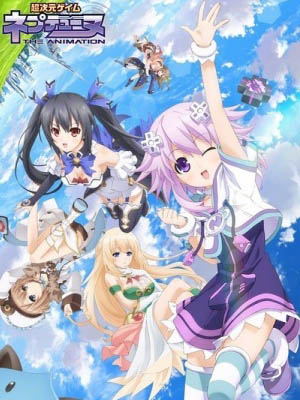 Choujigen Game Neptune: The Animation - Kami Jigen Game Neptune V: Hyperdimension Neptunia Victory