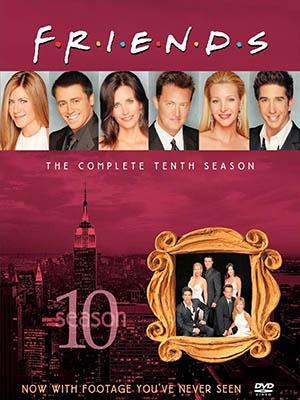 Những Người Bạn Phần 10 Friends Season 10.Diễn Viên: Warner Bros Television,Brightkauffmancrane Productions