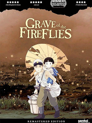 Mộ Đom Đóm: Hotaru No Haka - Grave Of The Fireflies