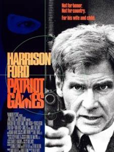 Trò Chơi Ái Quốc Patriot Games.Diễn Viên: Harrison Ford,Anne Archer,Patrick Bergin
